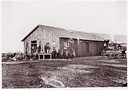 Commissary Department, City Point, Virginia