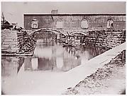 Ruins near Canal Basin, Richmond