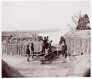 Cox's Landing, James River