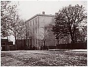 Jeff. Davis House, Executive Mansion, C.S.A., Richmond