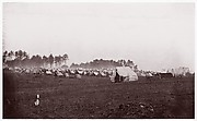Camp near Brandy Station