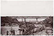 Potomac Creek Railroad Bridge, A.C. & F. Railroad