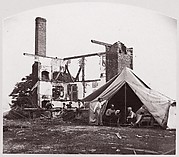 Bull Run, Mrs. Henry's House, 21 July 1861