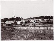 Geisboro D.C., Barracks at Fort Carroll