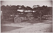 Gen. Q.A. Gillmore's Head Quarters - Folly Island, S.C.