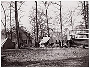 General Butler's Headquarters, Chapin's Farm, Virginia