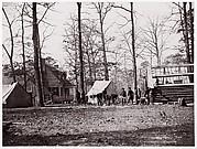 General Butler's Headquarters, Chapin's Farm, Virginia