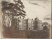 [Charlton House with Seated Figures in Foreground]