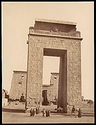 Karnak. Pylone de Ptolomee