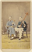 [Two Musicians]