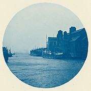 [Port Scene on the Great Lakes]