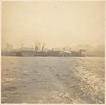 New York Harbor, September 1, 1904