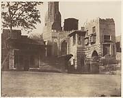 Boûlâk, Carrefour (Mosquée, Café, etc.)