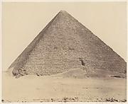 Djîzeh (Nécropole de Memphis), Pyramide de Chéops (Grande Pyramide)