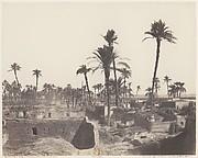 Abâzîz, Intérieur d'un Village Arabe