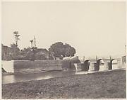 Syout, Pont Sur le Grand Canal