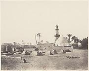 Souâdj, Cimetière Musulman et Tombeau de Mouràd-Bey