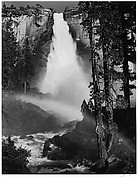 Nevada Fall, Yosemite National Park, California