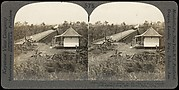 [Group of 14 stereographs of Africa and Actors]