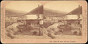 [Group of 42 Stereograph Views of Alaska Including the Gold Rush]