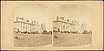 [Group of 3 Stereograph Views of British Buildings]