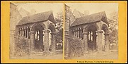 [Group of 23 Early Stereograph Views of British Cathedrals]