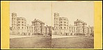 [Group of 5 Stereograph Views of Windsor Castle]
