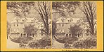 [Group of 6 Stereograph Views of British Homes]