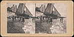 [Group of 5 Stereograph Views of British Seascapes and Waterscapes]