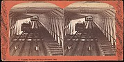 [Group of 3 Stereograph Views of Bridges and Railways at Niagara]