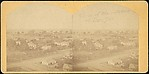 [Group of 24 Stereograph Views of California Cities and Towns]