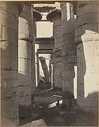 Haute-Egypt, Salle Hypostyle à Karnak