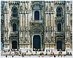 Milan Cathedral (façade)