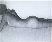 [Reclining Female Nude]