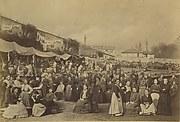 Prison des Chantiers, le 15 août 1871, Versailles