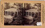 [Stereographic View of Summer House, Central Park, New York]