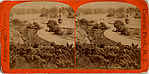 [68 Stereographic Views of Bethesda Fountain: Distant Views, Central Park, New York]