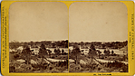 [75 Stereographic Views of the Esplanade, Central Park, New York]