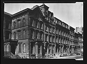 [Brownstone Houses, Columbia Heights, Brooklyn, New York]