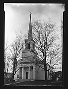 [Greek Revival Church, New York]