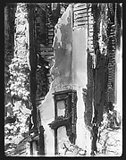 [Fire Ruins, Scarborough, New York]