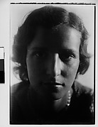 [Unidentified Woman: Dorothy Harvey?]