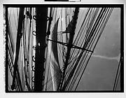[South Seas: Mast, Sail, and Rigging of Cressida]