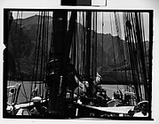 [South Seas: Mast and Rigging of Cressida]