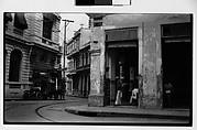[Street Scene, Avenue de la Republica, Havana]