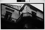 [Detail of Balconies, Havana]