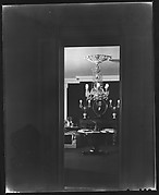 [View Through Doorway Into Library, Residence of Gifford Cochran, Croton Falls, New York]