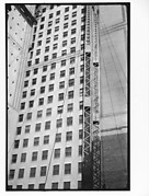 [Construction Site with Cranes, East 14th Street, New York City]