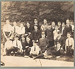[Seventh Grade Class Portrait, Toledo, Ohio]