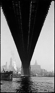 [Brooklyn Bridge, New York City]